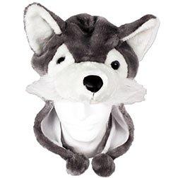 Animal Hat - Husky