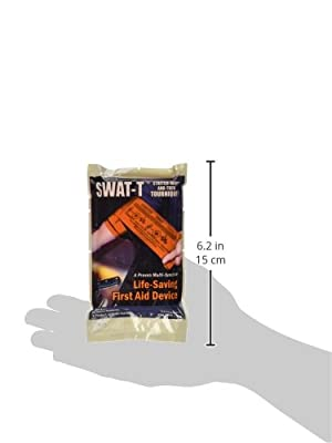 SWAT-T Tourniquet, Orange by Everready First Aid