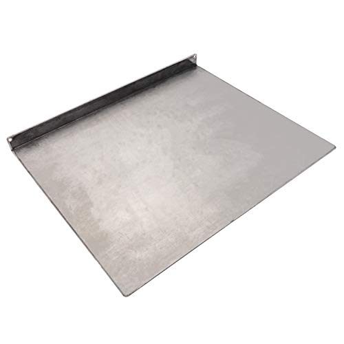 Char-Broil 1446552R04 Carbon-Steel Griddle Stone, Gray (For Steel Grill Stainless Griddle)