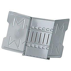 Martin Yale 912G Master Standard Steel Catalog Rack, Gray, 12