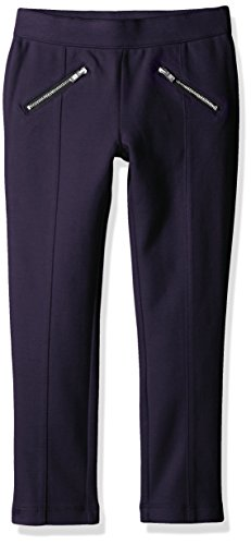 Gymboree Girls' Big Girls' Basic Pant with Zip Pockets
