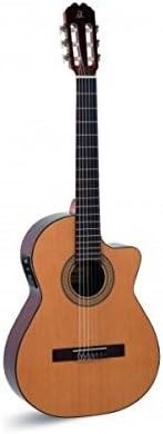Admira - Guitarra Juanita Electrificada con Cutaway: Amazon.es ...