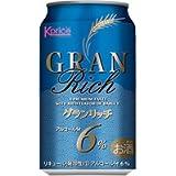 K-PRICE グランリッチ 350ml缶 350ML × 24本