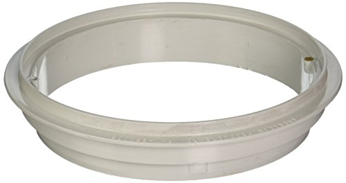 - Pentair 85000600 9-Inch White Ring Seat Assembly Replacement Admiral Pool and Spa Skimmer