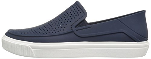 A navy Crocs Sneaker Citlnrkaslpw Collo Donna Basso Blu 4wqpC7