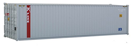 Walthers SceneMaster HC RS K-Line Container, 40'