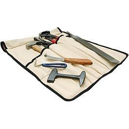 8 Piece Professional Farrier Kit with Case by Kathys Show Tack