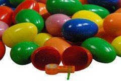 500 toy filled easter eggs