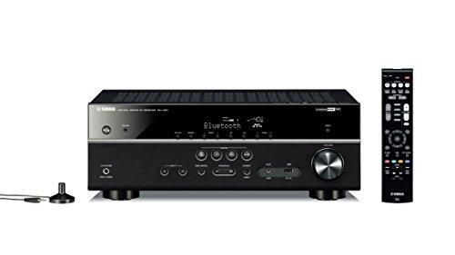 Yamaha RX-V481 Musiccast AV-Receiver black