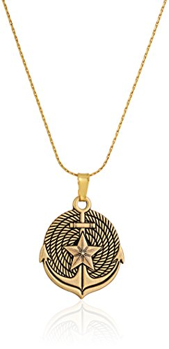 Alex Ani Anchor Chain Necklace