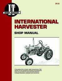 - Farmall Super MTA Tractor Service Manual (IT Shop)