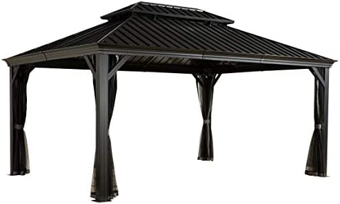 Sojag Messina Hard Top Sun Shelter