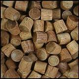 WIDGETCO 1/4'' Mahogany Wood Plugs, End Grain(QTY 5,000)