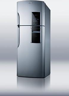 haier hrq16n3bgs. summit ff1935pl refrigerator, platinum haier hrq16n3bgs f