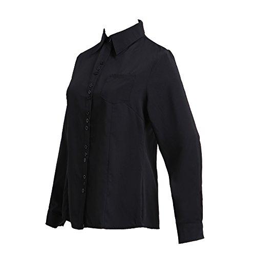 Taiduosheng - Camisas - para mujer negro