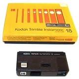 Vintage Kodak Trimlite Instamatic 18 Pocket Camera & Original Box & Book
