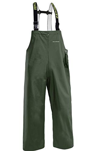 Petrus Men's HD 16 Bib Pant, Green, Medium ()