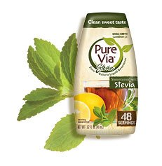 Whole Earth Pure Via Liquid Stevia – 3 Pack
