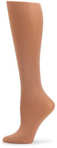Footed Tight Dance (Danskin Big Girls' Student Footed Tight,Suntan,M (8/10))