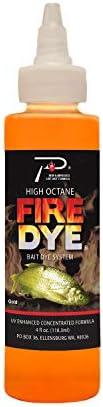 Pautzke Fishing Bait Fire Dye