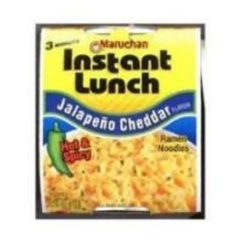 Review Maruchan Instant Lunch, Jalapeno