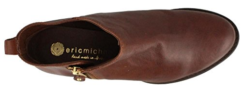 Eric Michael Femmes, London Talon Bas Bottines Marron