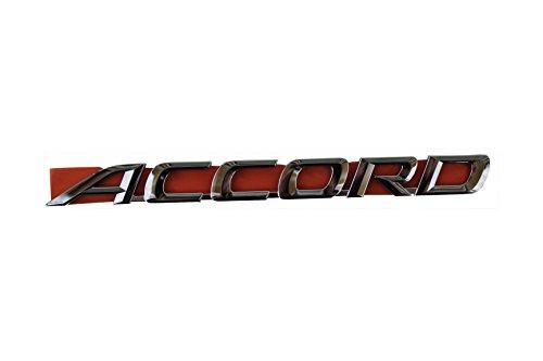 Accord Emblem - 5