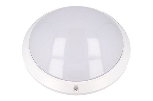 Plafoniere Da Esterno A Led : Plafoniera led da soffitto w v bianco neutro diametro