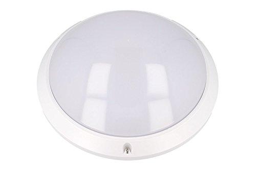 Plafoniere Esterno Led : Plafoniera led da soffitto w v bianco neutro diametro