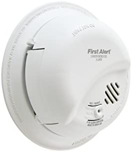 First Alert BRK CO5120BN Hardwire Carbon Monoxide Alarm with Battery Backup