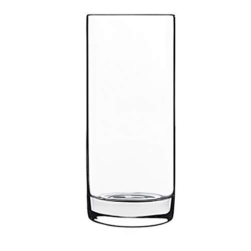 Luigi Bormioli Set of 4 Classico Tall Beverage Glasses, One Size