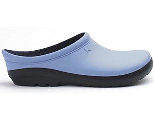 Sloggers 260GB06 Size 6 Blue Women's Garden Outfitters™ Premium Garden Clog