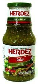 Herdez Salsa Verde, 16 oz.