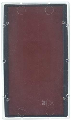COSCO 2000 PLUS Replacement Ink Pad for Printer P60, Red (COS065476)