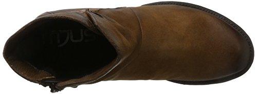 Marron 0001 185621 0201 0001 Brandy Boots Chelsea Mjus Femme xqzFwEYEO