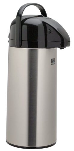 Beverage Dispenser 9 Cup Airpot Color: Brushed Stainless by Zojirushi