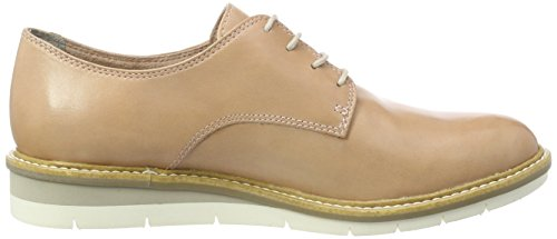Tamaris Leather Femme 23202 Rose rose Richelieus qwHgqZnv