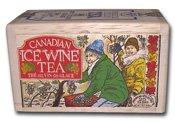 Canadian Ice Wine Tea 25 tea bag softwood chest ()