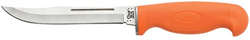 Case Medium Orange Lightweight Hunter Knife ()