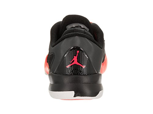Nike CP3 VIII Black Red Kids Trainers Black Red