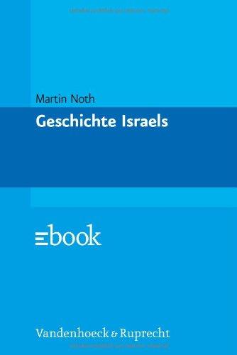 Geschichte Israels Gebundenes Buch – 12. Mai 1986 Martin Noth Vandenhoeck & Ruprecht 3525521200 MAK_GD_9783525521205