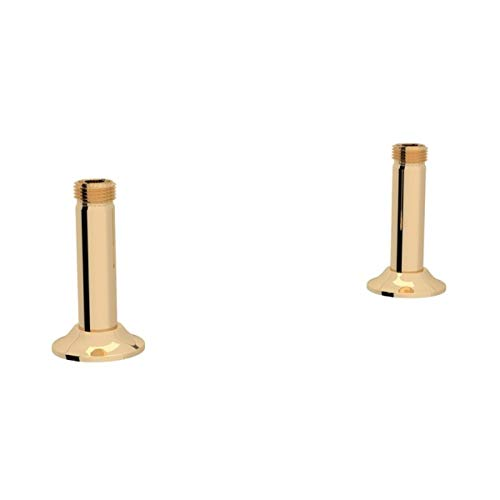 (ROHL U.6794EG-2 Kitchen Faucets, English Gold)