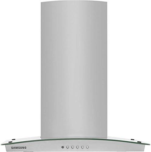 Samsung hc6347bg 60 cm chimenea campana – Acero inoxidable. Da claramente vista a tu cocina y crear una luz ambiental en la cocina: Amazon.es: Grandes electrodomésticos