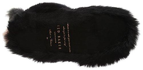 Hamond Chaussons Ted Noir black Baker Femme Montants vBxRxS