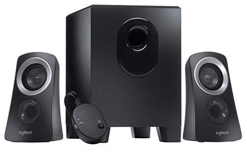 Logitech Z313 Speaker System (Renewed) (Logitech Speaker System Z313)