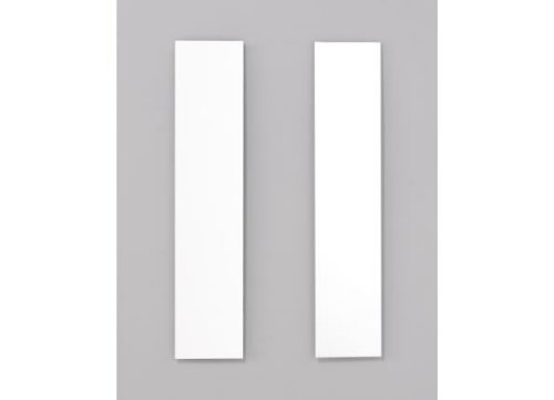 Robern CB-UBK30D6A Surface Mount Top and Bottom Finish Kit by Robern