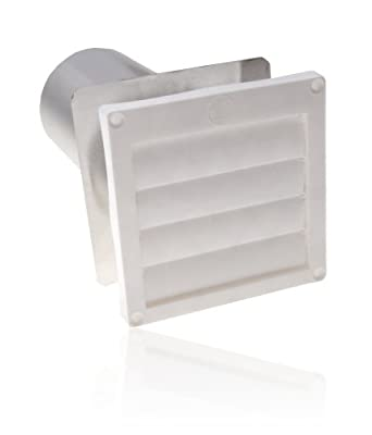 Whirlpool 8212662 Dryer Louvered Vent