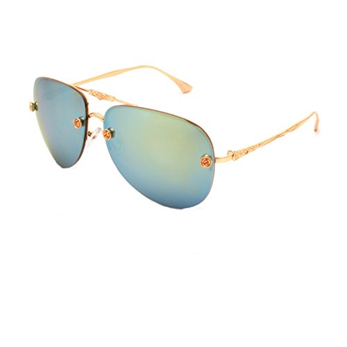 DKOLY BSG700021C6 2016 Resin Lens Metal Sunglasses,Metal Frames - Sunglasses Vera Wang Vera Simply