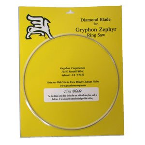 Gryphon Blade (Zephyr Replacement Fine Diamond Blade)