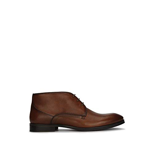 (Kenneth Cole New York Men's Stamp Chukka Boot, Dark Brown, 9 M US)